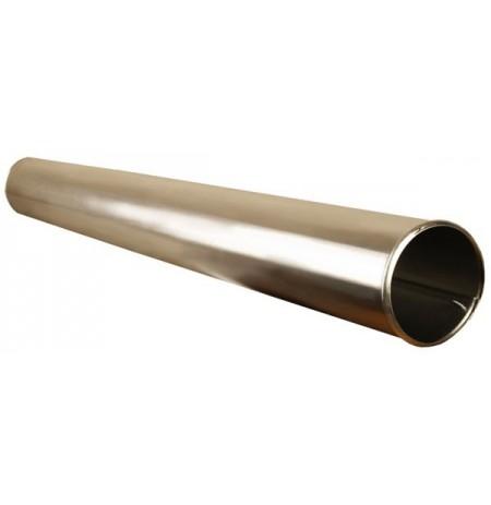 Rura blaszana z blachy aluminiowej  (gr. 0.8)
